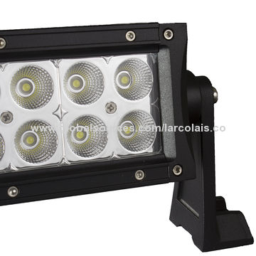 China 72W LED Driving Light for Tractor SUV ATV Off-road 4x4 Car Headlight