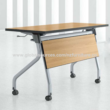 Office Desk With Folding Training Table Global Sources - Foldable training table