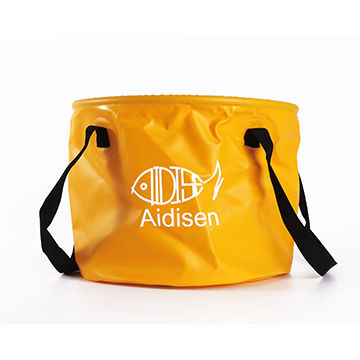 China Over 20 years 16L collapsible sand bucket for beach