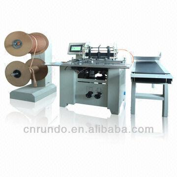 Double Wire Binding | Dca 520 Double Wire Binding Machine Global Sources