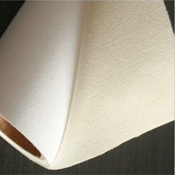 410gsm eco solvent cotton and polyester blend canvas inkjet paper