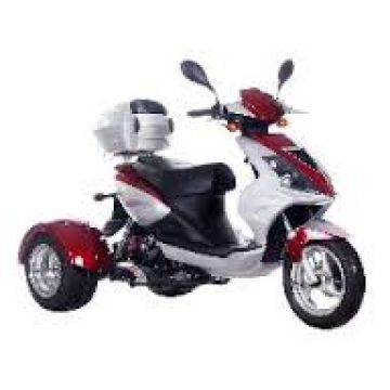 50cc 3 Wheel Trike Gas Motor Scooters Global Sources
