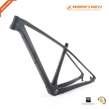 2017 Toray Carbon Fiber Bike Frame 29ER Carbon Mountain MTB Bicycle ...
