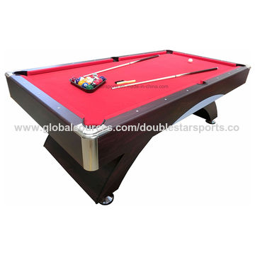 China Ft Billiard Table From Guangzhou Manufacturer Huizhou Double - 7 ft billiard table