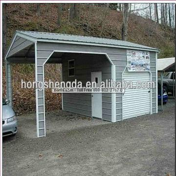 China shandong steel garagesmetal carport canopiessteel shed china : canopy shed - memphite.com
