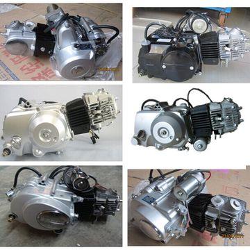 China Motorcycle engine 50cc moped