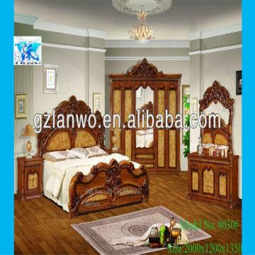 High Quality Bedroom Furniture Set Modern China
