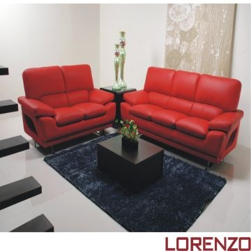 Lorenzo Leather Sofa Lorenzo 3 Seat Sofa Full Leather
