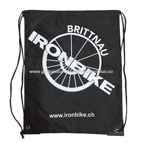 6d3c38fe9bf8 China Hot sale polyester sports string backpack on Global Sources