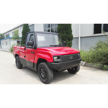 China Electric Cars, Pickup 72V/5kW Truck 80kph High-speed Lithium Battery