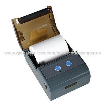 Mini Bluetooth Thermal Printer