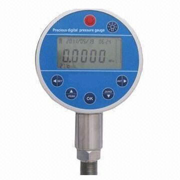 Digital pressure calibrator, can calibrate precision pressure gauge