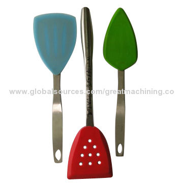 FDA approved kitchen utensil/silicone kitchenware   Global Sources