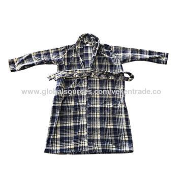 c7c2fe0c46 Men s fleece bathrobe China Men s fleece bathrobe