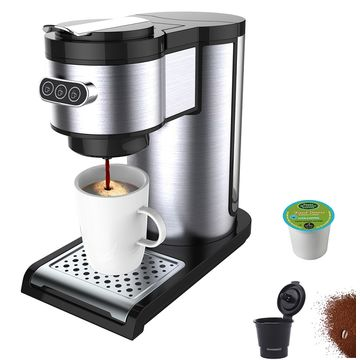 China Single Serve K Cup Coffee Maker From Shenzhen Manufacturer