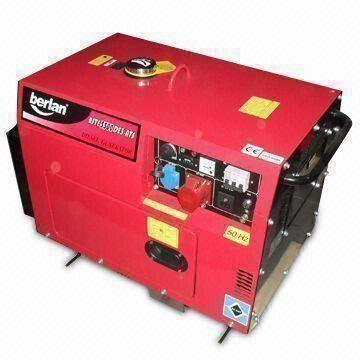 5kVA Portable Diesel/Power Generator with Advanced Direct