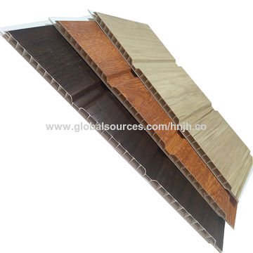 China Pvc Ceiling Panel Pvc Wall Cladding Interior Decoration Materials Laminated Wall Panels For Bathroom On Global Sources Pvc Wall Cladding Interior Decoration Materials Laminated Wall Panels For Bathroom