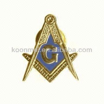 Brass Custom Masonic Lapel Pin   Global Sources