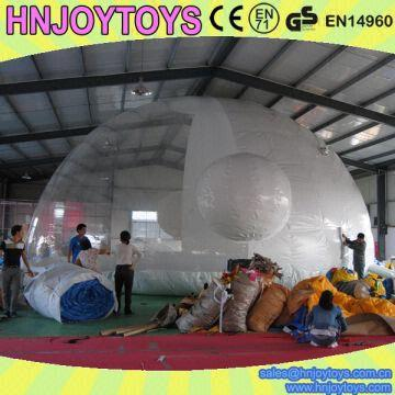 China Clear Inflatable Tent Inflatable Transparent Tent Clear Inflatable Lawn Tent & Clear Inflatable Tent Inflatable Transparent Tent Clear ...