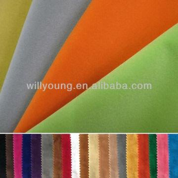 Whole High Quality Velvet Fabric China