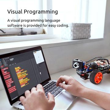 Video Car Kit V2 0 Block Based Graphical Visual Programming