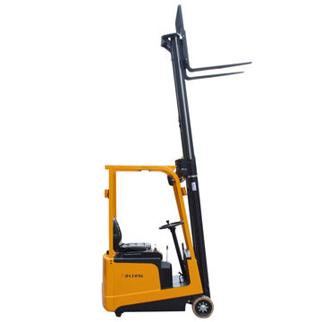China 1000kg Capacity Mini-type Electric Forklift from Wuxi