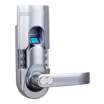 Biometric Fingerprint Door Lock + Keypad 6600-86