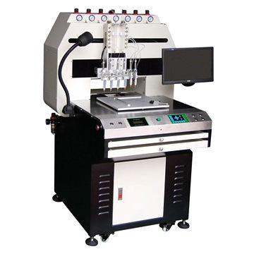 Soft Enamel Dispensing Machine, 6 Colors, Good quality   Global Sources