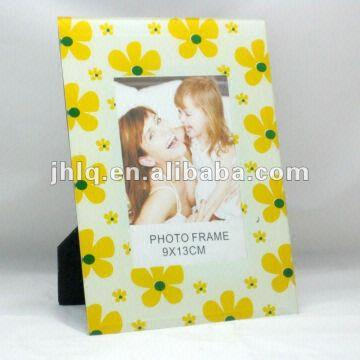 5x7 Mirror Glass Photo Frame Picture Frame 1technics Mirrored