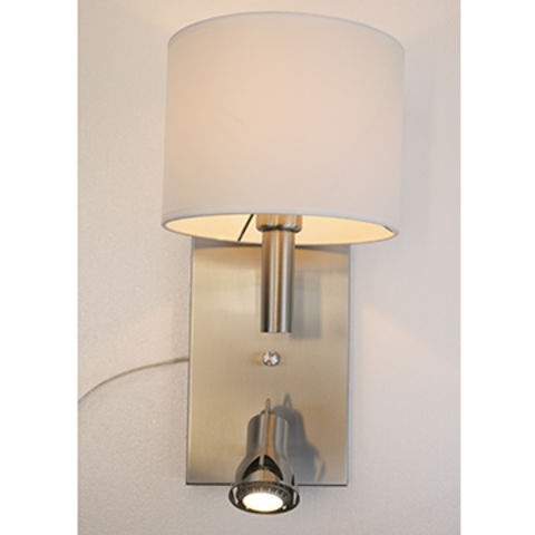 China Wall Lamp Sconces With Movable Adjule Led Light Spot Bedside