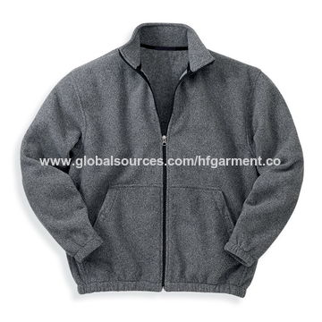 China Microfiber fleece jacket from Fuzhou Manufacturer: Fuzhou ...