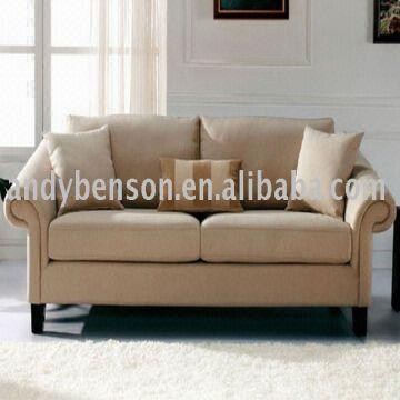 ... China Modern European Style Fabric Living Room Furniture
