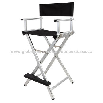China Aluminum Foldable Directoru0027s Chairs Makeup Chairs China Aluminum Foldable  Directoru0027s Chairs Makeup Chairs ...