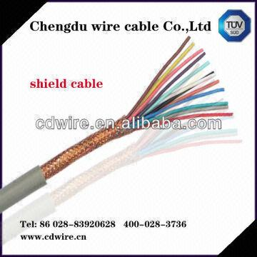 1*0.2 Pvc Insulated Shield Wire | Global Sources