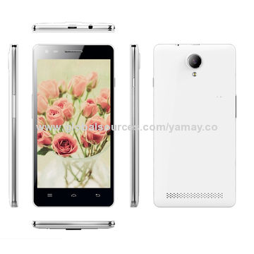"China 5.0"" Smartphone, Android 4.4, MTK6582 4-core, 4G LTE FDD IPS960*540 Smartphone"
