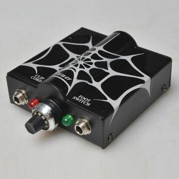 Pro Spider Web Mini Tattoo Power Supply Global Sources