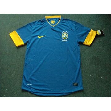 34e0dcb59 ... China Thai AAA Brazil National Team 12 13 Away Soccer Jerseys