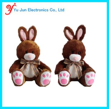 Adorable Bunny Voice Recording Doll Sound Recordable Plush Toy Soft