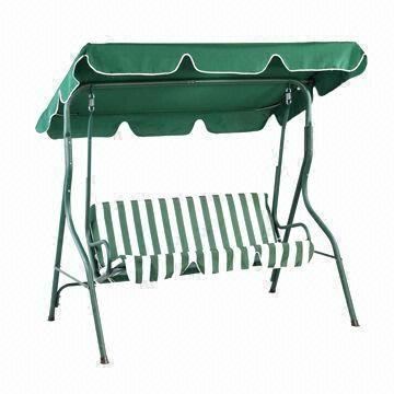 China 3-seat Canopy Swing Made of 600D Oxford Available in 16mm Steel  sc 1 st  Global Sources & 3-seat Canopy Swing Made of 600D Oxford Available in 16mm Steel ...