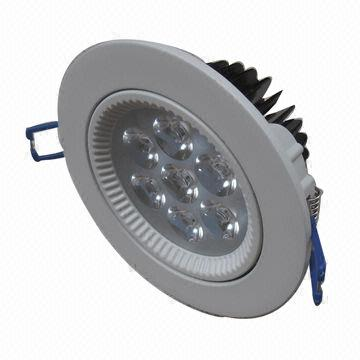 China 10w 3 Inch Round Led Ceiling Recessed Light