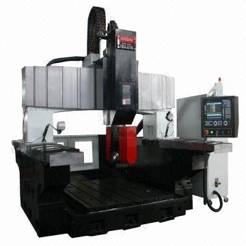 China Crossbeam Moveable 5 Axis Gantry Cnc Milling Machine