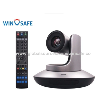 China 4K Wide Agnle 12X IP HD PTZ Video Conference from Shenzhen