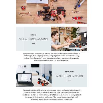 Video Car Kit V2 0 Block Based Graphical Visual Programming Language