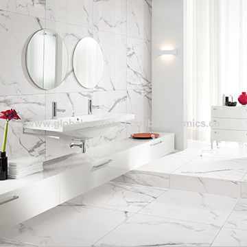 Bathroom Porcelain Floor Tiles China
