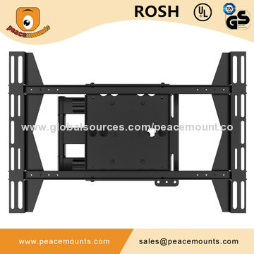 China Extended Flip Out Tv Mount With Oem Service And Logo Could Be Printed On