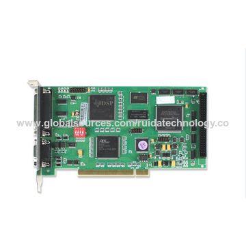 China Industrial-grade DSP + FPGA architecture PCI marking card