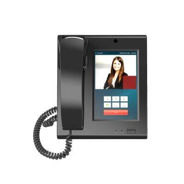 Vivex (VoIP powered, PABX DeskPhone with Built-In SIP Server
