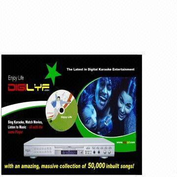 MIDI Karaoke System (50,000 songs in 11 languages) | Global