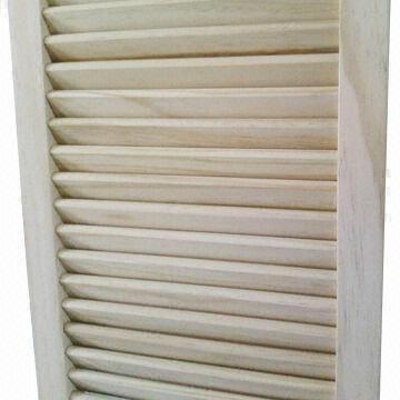 Exceptionnel China Bi Fold Wood Louver Closet Door With Hinges Or Single Leaf