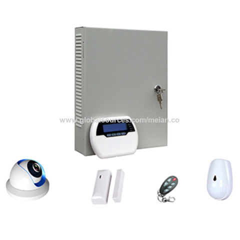China DVR Alarm Combo Systems with iOS Android App, CMS Software on